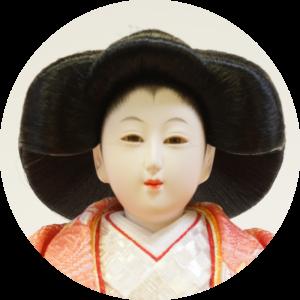 雛人形の三人官女それぞれの眉や顔、道具・持ち物の違いを解説 – 倉片人形